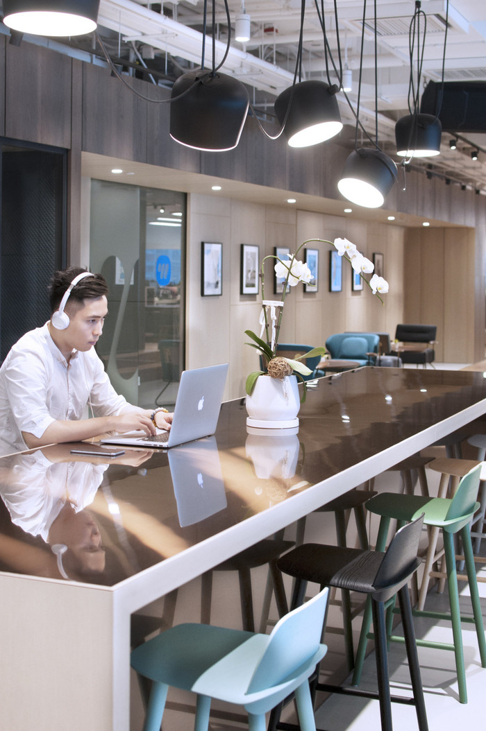 07_Bean Buro_Office Workplace_Kwung Tong_Warner Music Hong Kong