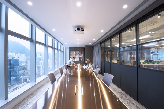 13_Bean Buro_Office Workplace_Kwung Tong_Warner Music Hong Kong