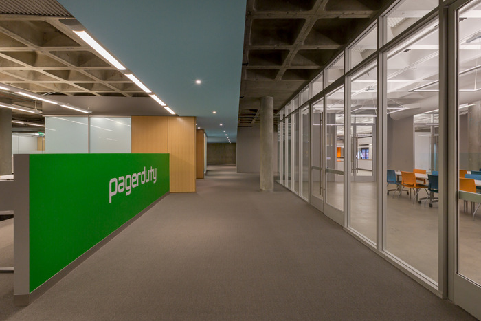 Pagerdduty Offices, San Francisco, CA
