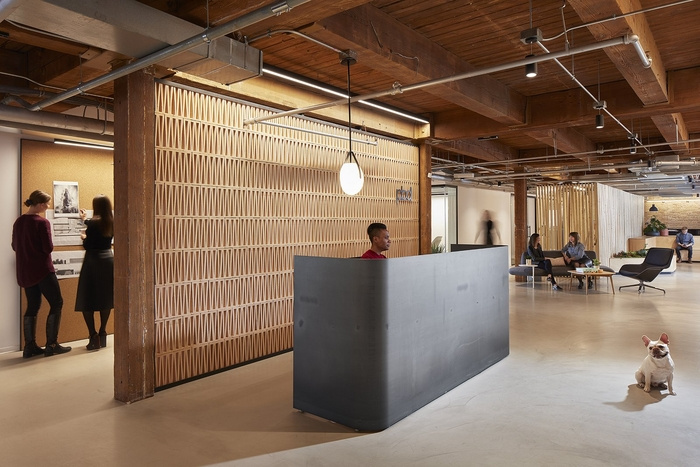 Partners By Design Offices Chicago Office Snapshots