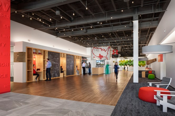 Mattress Firm Offices Houston 3