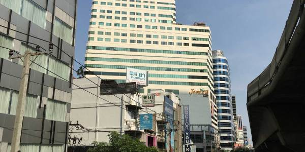 Jasmine City on Sukhumvit Road - จัสมิน ซิตี้
