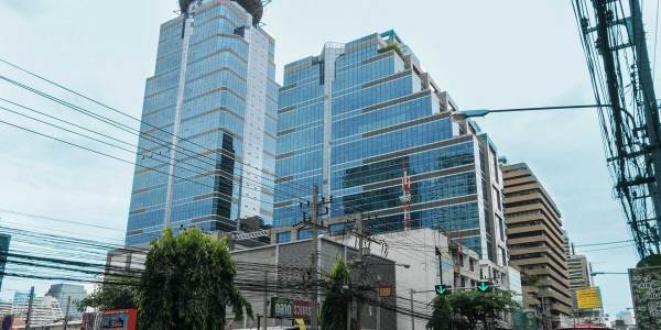 K Tower on Asoke Road