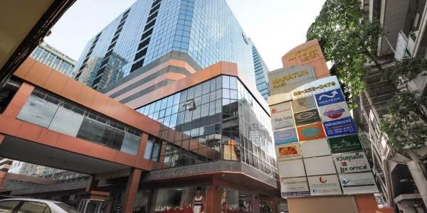Mahatun Plaza near BTS Ploenchit - มหาทุน พลาซ่า