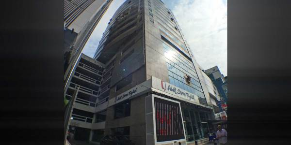 Kamol Sukosol Building - Office For Rent on Silom Road, near BTS&MRT