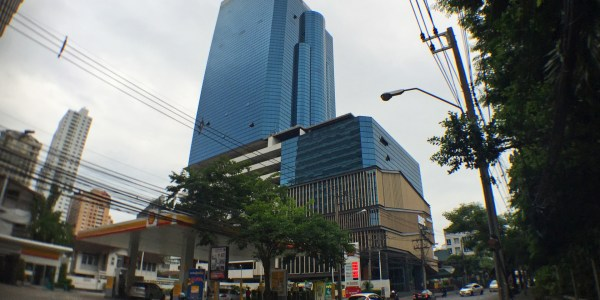 Bangkok Business Center - Office Space For Rent On Sukhumvit Road, near BTS Ekkamai Station