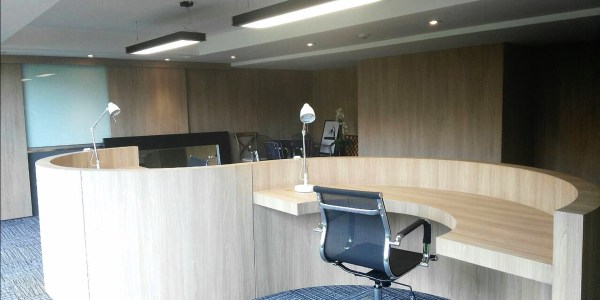 Fully Furnished Small Office For Rent On Sukhumvit Road