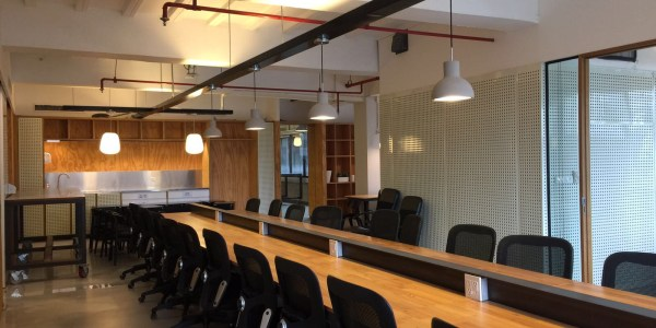 Loft office for rent Asoke