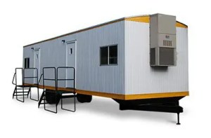 relocatable jobsite office trailers