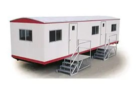 10' x 44' construction trailers