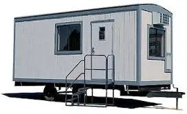 8' x 20 Office Trailer sales