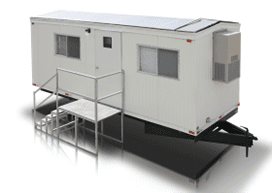 8' x 28' Office Trailer Solutions