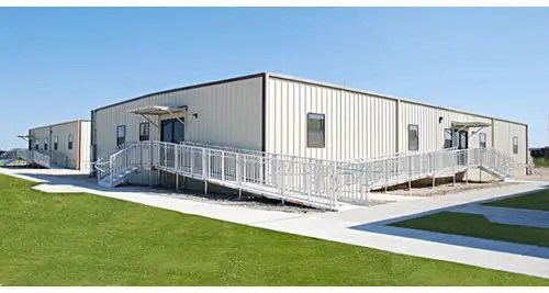 Modular Buildings for Banks, Restaurants, and Branch Offices