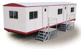 Portable trailers for schools and education