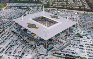 HArd Rock Stadium Miami, OAT, Barry Gipson
