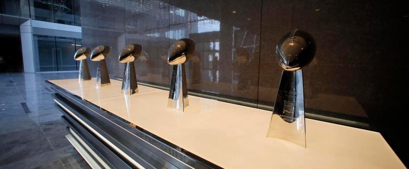 Cowboys Football, Stari in Frisco