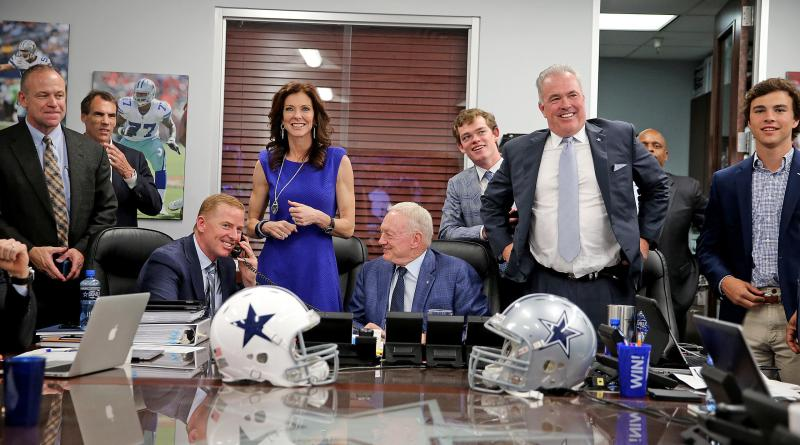"America""s Team, Dallas Cowboys, OAT, Barry Gipson"