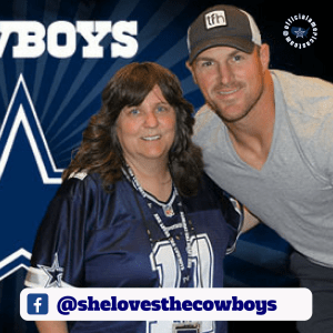 Colleen Case, Jason Witten, OAT, She, Love, The, Cowboys, Facebook