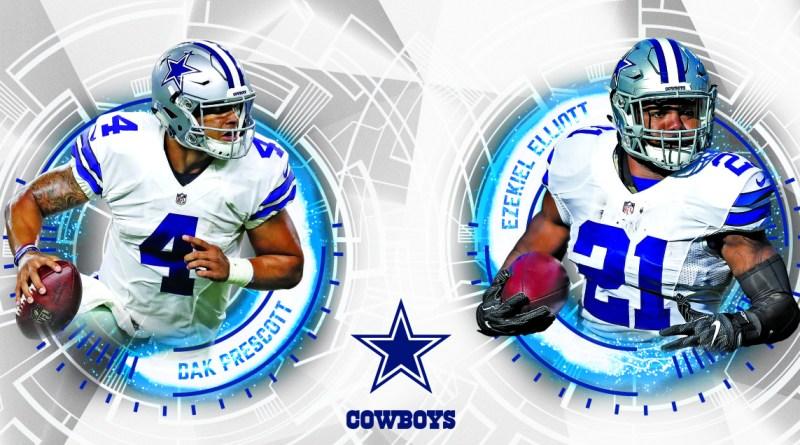 Dallas Cowboys, Instagram Accounts
