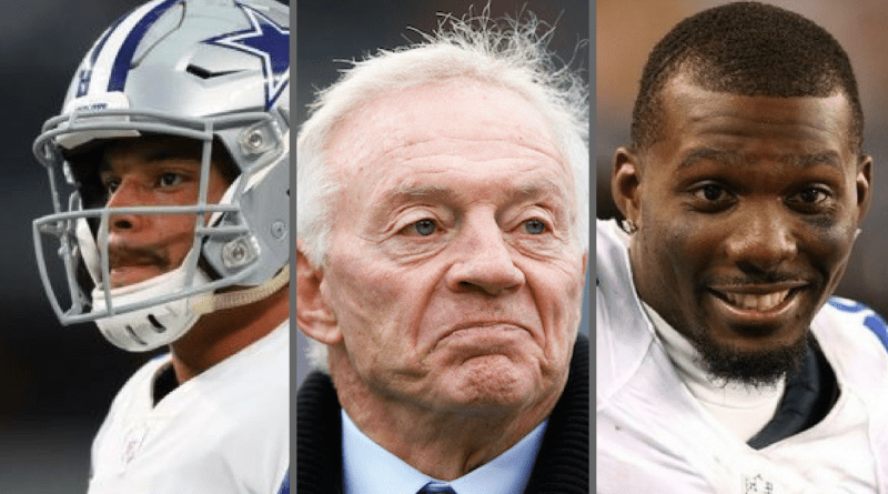 Cowboys HATE, OAT, Comcast Cowboy, Love, Jerry Jones