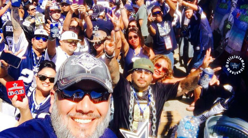 Borracho Tailgaters, OAT, Mission, Vision, unity, Comcast Cowboy