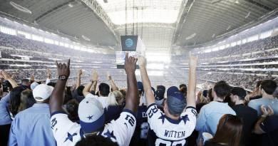 SRO, AT&T Stadium, Dallas Cowboys, OAT, Barry Gipson, Comcast Cowboy