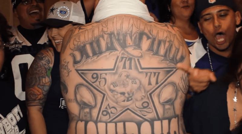 Tattoo Mark, Mark Shenefield, Mark, SCDCFC, Fans Zone, OAT, Barry Gipson, Inked