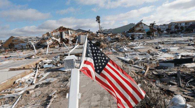 Hurricane, OAT, Mexico Beach, Barry Gipson