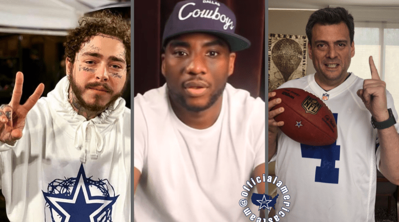 10 celebrity Cowboys fans you need to know about for 2019
