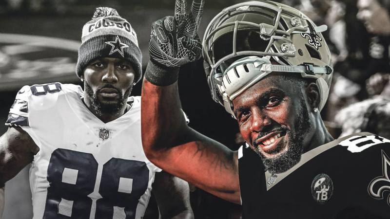 Dez Bryant, Clutch Points, Dallas Cowboys, Barry Gipson, OAT, BG, Hot Boys, New Orleans