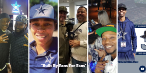 Dallas Cowboys Facebook pages 2020, Instagram handles, Official America's Team, Built By Fans For Fans