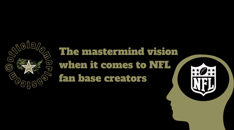 NFL fan base creator