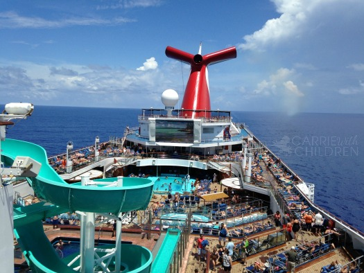 carnival cruise line freedom