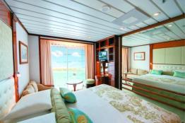 paul gauguin cruises cruise ship balcony cabin