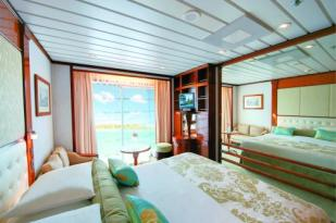 paul gauguin cruises cruise ship balcony cabin