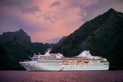 paul gauguin cruises cruise ship moorea