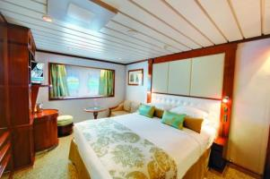 paul gauguin cruises cruise ship oceanview cabin