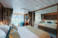 Paul Gauguin cruises cruise ship stateroom