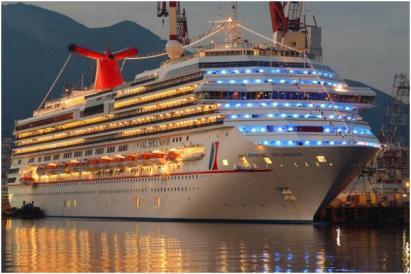 carnival cruise line splendor
