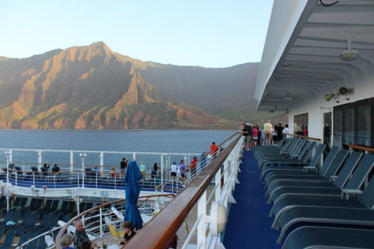 norwegian cruise line pride of america hawaii