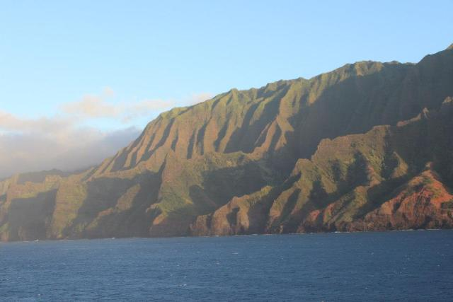 norwegian cruise line pride of america hawaii na pali