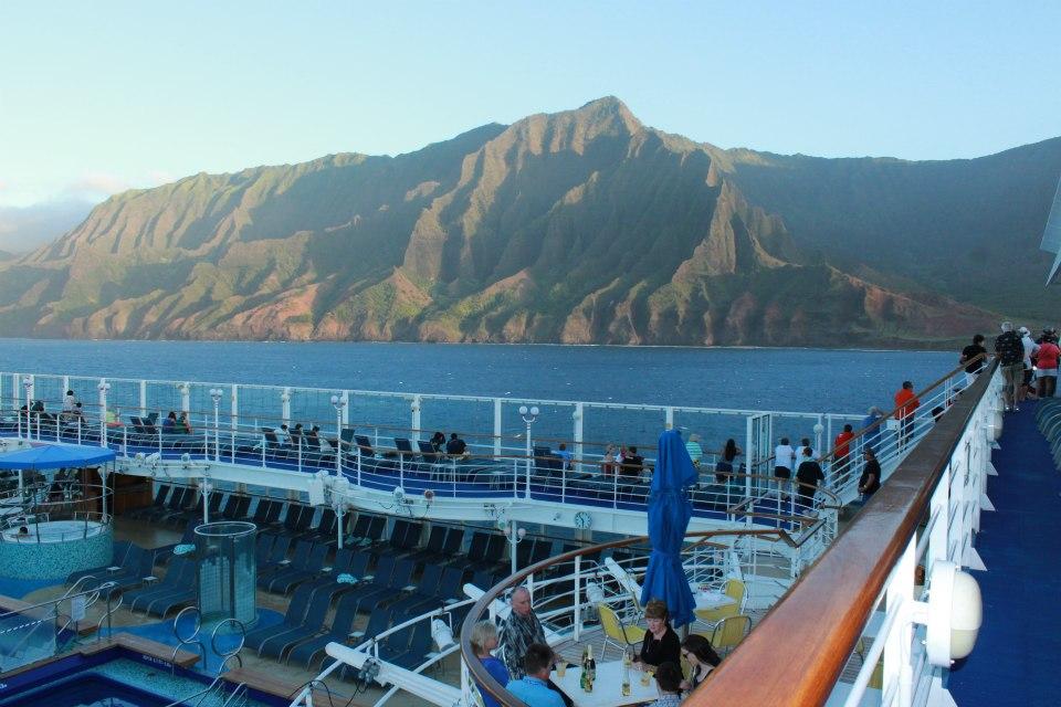 Norwegian Cruise Line Pride of America in Hawaii