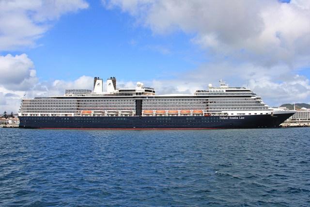 Holland America Line Eurodam cruise ship