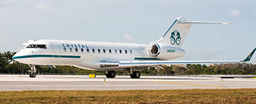 Crystal Cruises launches own aircraft