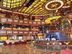 Carnival Dream atrium