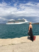 Princess Cruises Regal Princess in greece