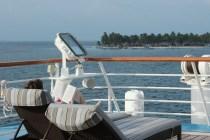 Windstar Cruises Star cruise ship deck view