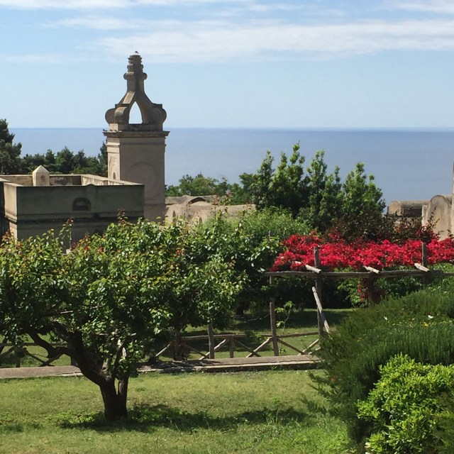 Costa Cruise Diadema cruise ship shore excursion capri