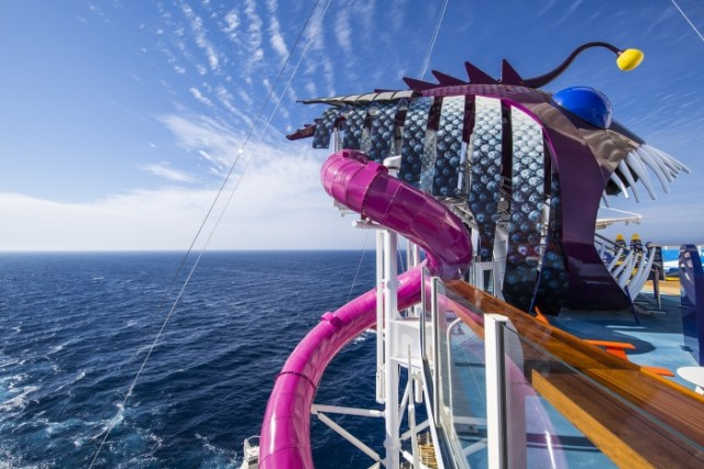 harmony of the seas ultimate abyss slide