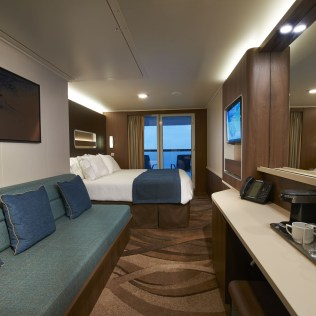 Norwegian cruises escape cruise ship balony cabin
